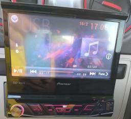 Aparelho de som Dvd automotivo