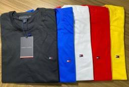 Camisas básicas primeira linha