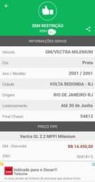 Vectra - 2001