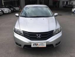 Honda City Sport 1.5 prata muito novo - 2014