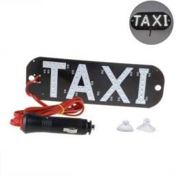 Título do anúncio: Placa Led Taxi 40 Leds - Loja Natan Abreu