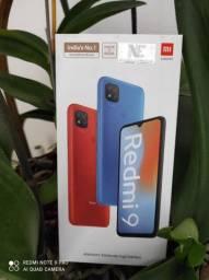 Promoção.. Redmi 9 ..4 de ram 64 GB .. Novo lacrado com garantia e entrega