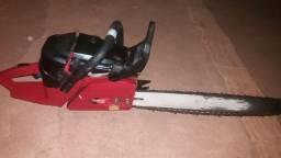 Vendo motorseera toyama semi novo pouco usado