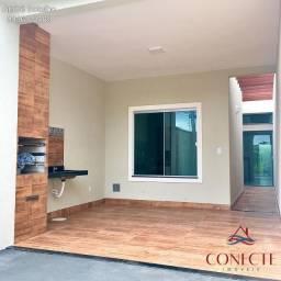 Casa 2 quartos, sendo 1 suíte, no Residencial Itapú - Goiânia