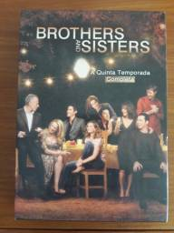 Dvd - Brothers & Sisters 5° Temporada