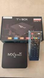 TV BOX MXQ PRO 64GB/4