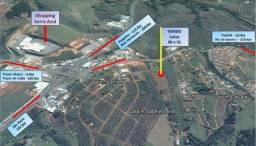 Terreno em Pouso Alegre-MG, com 1.045 m2