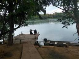 Procuro rancho mensal na beira do rio