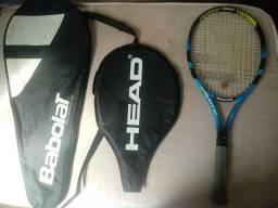 Raquete de tênis babolat pulsion 102