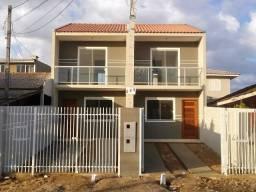 Agende sua Visita - Sobrados no Vitória Regia- 62 metros -Tatuquara-Imobiliaria Pazini