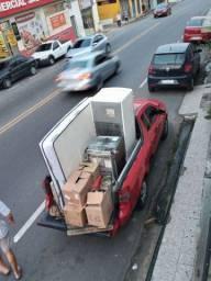 Frete . Faço frete moro no bairro da Redenção.