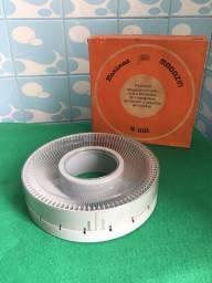 Carrossel Circular para projetor