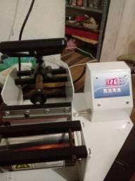 Vendo prensa para sublimação em canecas