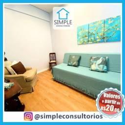 Locação Sala Psicologia / Psicanálise mobiliada - Ipanema