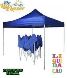 Título do anúncio: Tenda sanfonada tamanho 3 x 3 metros- Articulada