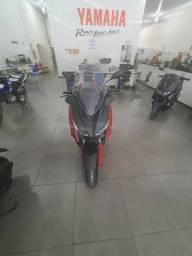 xmax 250 2021 zero km - aceito sua moto usada na troca