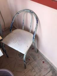 Cadeiras usadas 4 unidades