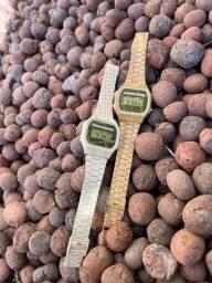 Título do anúncio: Relógio Casio retro / vintage lançamento