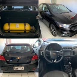 Título do anúncio: Chevrolet Onix LTZ com KIT GÁS 2018 2018 Completo Grande Oportunidade