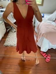 Vestido mixed - tam PP ou 34