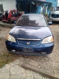 Sucata Honda Civic 2004 só vendo peças