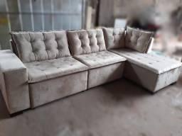 Título do anúncio: Sofa retratil e reclinavel