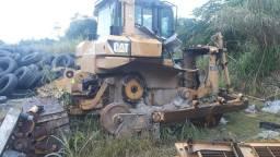 Trator de Esteira Caterpillarr D6T