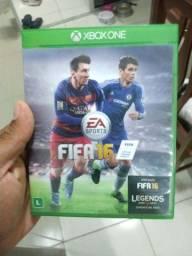 Título do anúncio: Jogo Xbox One FIFA 16