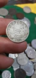 Só moedas antigas