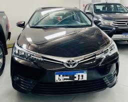 Corolla GLI 1.8 Flex Automático 2018/2018