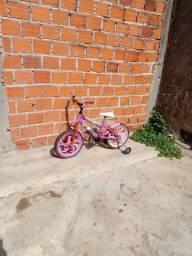 Título do anúncio: pra vender logo bicicleta feminina
