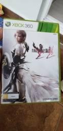 Título do anúncio: Jogo game original Final Fantasy XIII-2 xbox 360