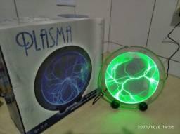 Título do anúncio: Luz de Plasma Prato Mágico