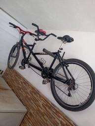 Bike pra duas pessoas, Tander