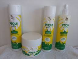 Produtos de tratamento profissional intensivo para todos os tipos de cabelo