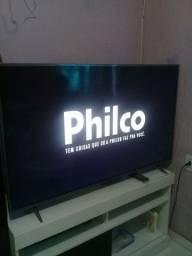Título do anúncio: TV 55 POL. 4K PHILCO