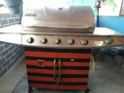 Churrasqueira a gás Charmglow - American BBQ