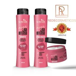 Kits Mega Liso Intenso Mahair Cosmetics