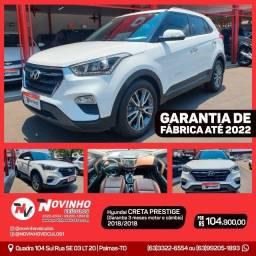 Título do anúncio: Hyundai/ Creta Prestige 2018/2018