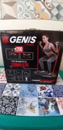 Genis Fitness Plataforma de Exercícios Transformer Full Body Station<br><br>