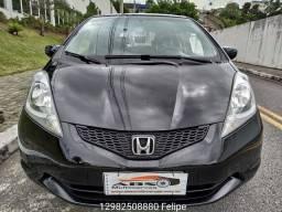 Honda Fit 2010 automatico flex! impecavel! pago bem na troca