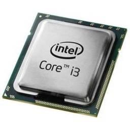 Processadores Intel core i3, i5, i7