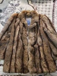 Belíssimo casaco de pele!