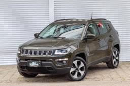 Jeep Compass longitude diesel 4x4 com pacote premium IPVA 2021 PAGO