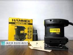 Lixadeira Treme Treme 135w Hammer