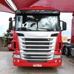 Scania R 440 - 8x2 - 2013/13