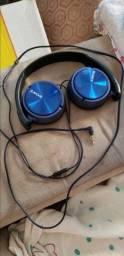 HeadSet Fone Sony