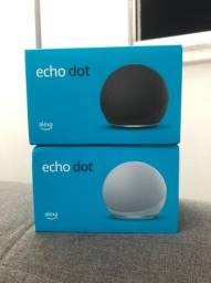 Título do anúncio: Alexa Echo Dot lacrada