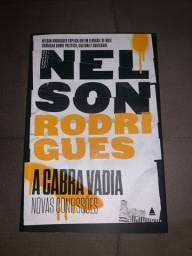 Livro de Nelson Rodrigues - A cabra vadia