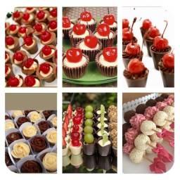 Título do anúncio: Doces finos e Personalizados para festas